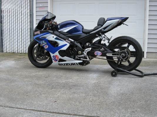 2005 GSXR1000 For Sale