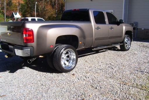 Re: 2008 CHEVY SILVERADO 3500HD DUALLY