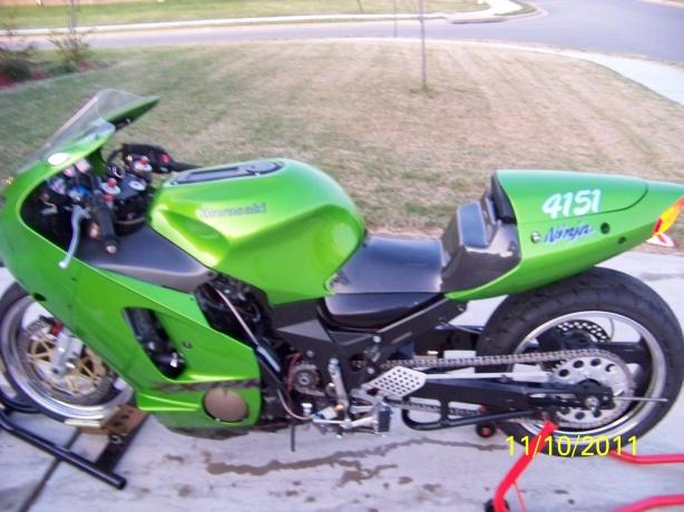 2000 Kawasaki Ninja Zx 12r  5 500