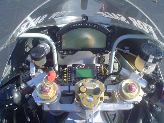 622 hp ProStreet Hayabusa, 7 05 et @ 209 mph, NLR