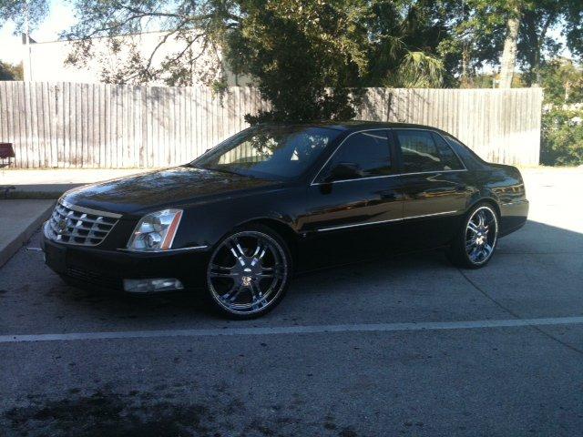 D Cadillac Dts Inch Rims N