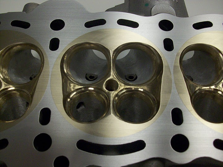 Bike Tune Up >> Skull Installations GSXR 1000 Combustion Chamber