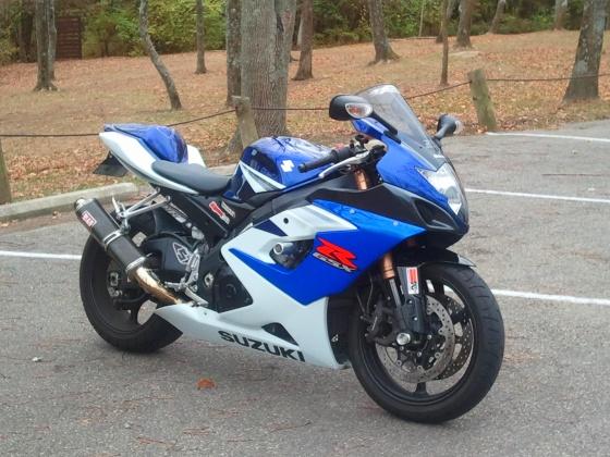 2010 Gsxr 1000