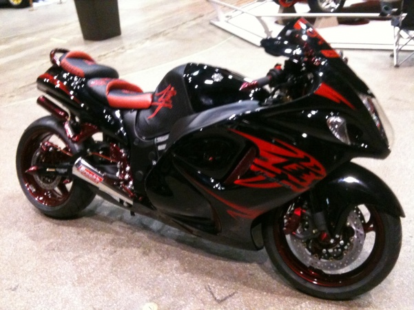 2011 HAYABUSA NEW PROJECT