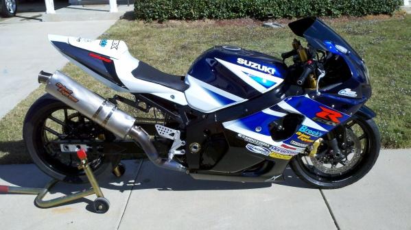 2003 Suzuki GSXR 1000 $8,995 or best offer - 100406265 | Custom ...