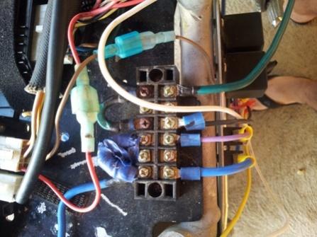 external fuel pump relay problem