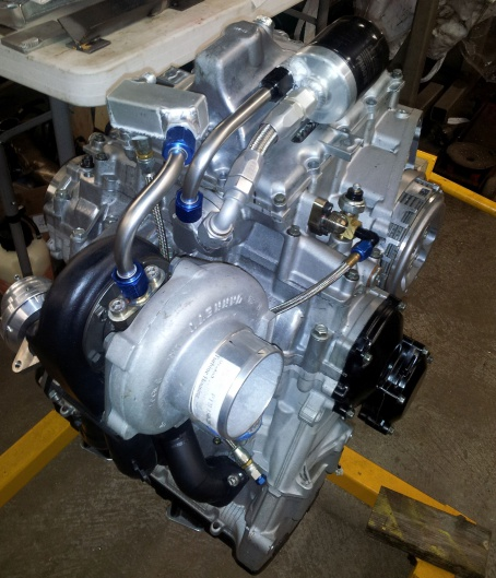 Gsxr 1000 Turbo Grudge Bike: GSXR 1000 K5/K6 Turbo Motor For Sale
