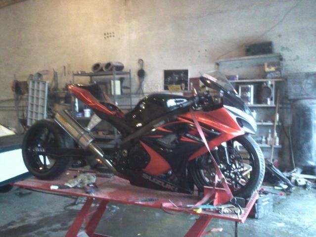07 Suzuki Gsxr 1000 Dragbike Vin Js1gt77a972103035