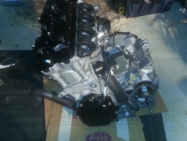 2007 2008 suzuki gsxr1000 engine for Suzuki gsxr 1000 motor for sale