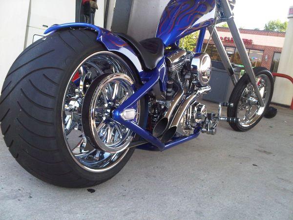 sold 2006 custom built motorcycles chopper 13 000 obo. Black Bedroom Furniture Sets. Home Design Ideas