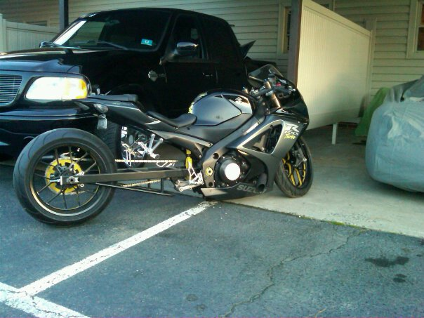 turbo 07 gsxr 1000 ,, with everything done