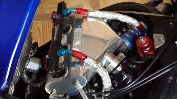 2007 RCC Turbo Hayabusa VIN#JS1GW71A472102679