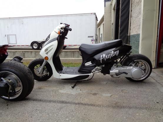 Honda Grom Price >> CUSTOM SCOOTERS