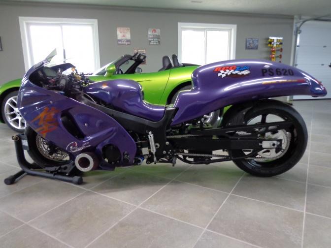 Rcc Turbos Prostreet Bike Up For Sale