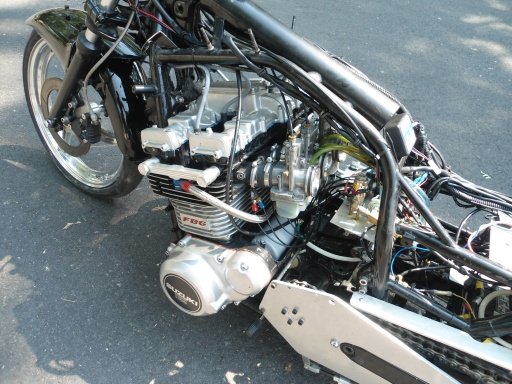 Used Motorcycles Nj >> Suzuki GS 1425cc Drag Bike Big Tire- BRAND NEW