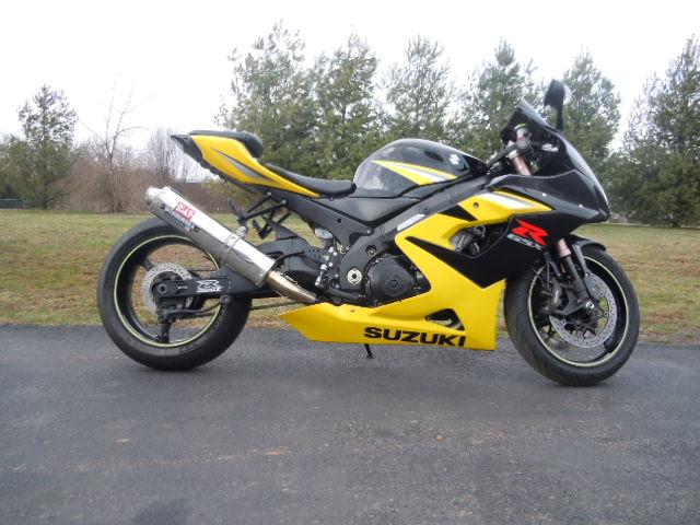 Suzuki Gsxr Stretched For Sale