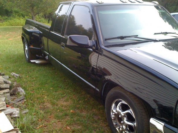 1995 chevy 3500 dually parts