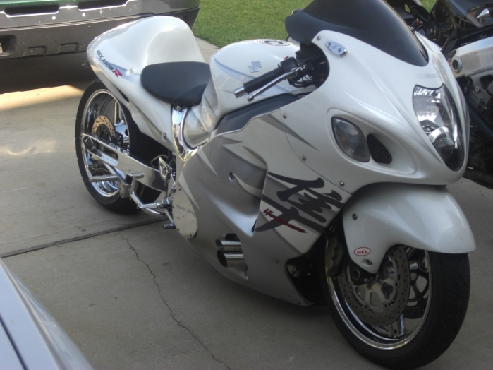 05 turbo stage 2 Hayabusa ,Clean! trade for?