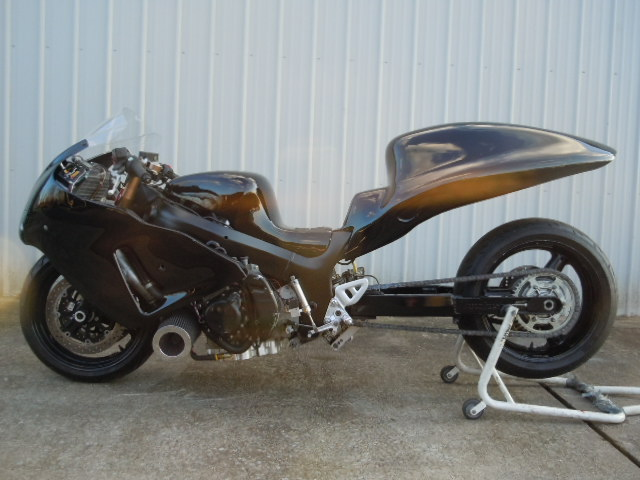 PARTING HAYABUSA TURBO GRUDGE BIKE