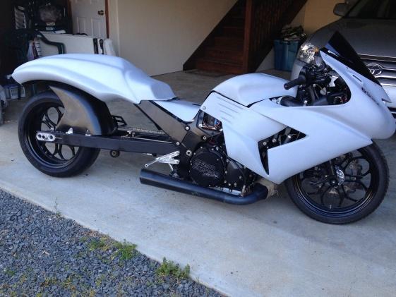 Back Again 06zx14 Grudge Bike