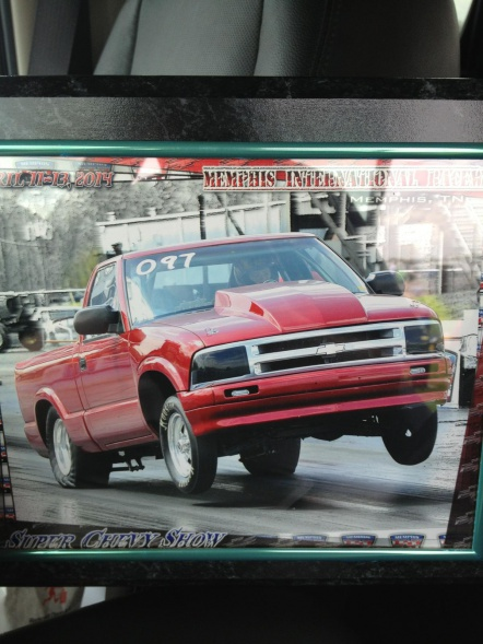 96 s10 super pro small tire truck trade for bike