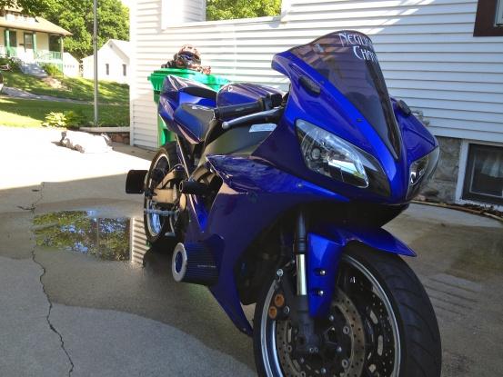 2003 Yamaha R1 Turbo