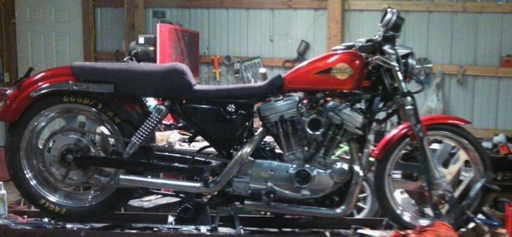Harley Drag Bike Trade 1hd4cfm14my113938