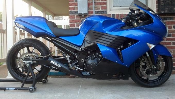 Kawasaki Ninja Zx14 For Sale – Idea di immagine del motocicletta