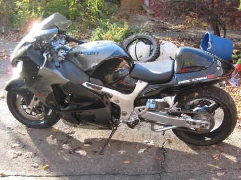 99 Hayabusa For Sale 500 Cash Takes It Img 2224