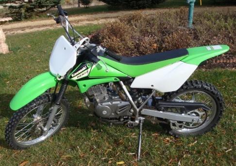 2006 Kawasaki KLX125 For Sale