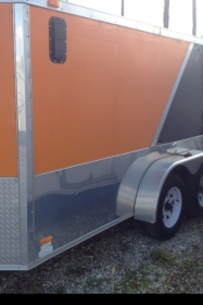 2009 road master V nose trailer...7x12 dual axle-photo-2-.jpg
