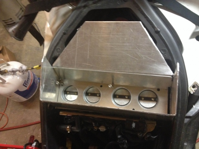 2005 Yamaha R1 turbo project