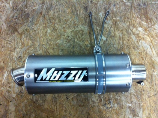 05-06 Gsxr1000 Muzzy Full SS system Ti muffler-photo9.jpg