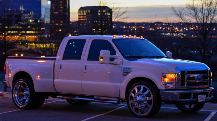 Ford F 150 Truck Bed For Sale >> 2008 ford f-350 short bed dually with 26inch rims