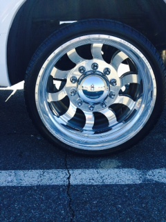 2008 Ford F 350 Short Bed Dually With 26inch Rims