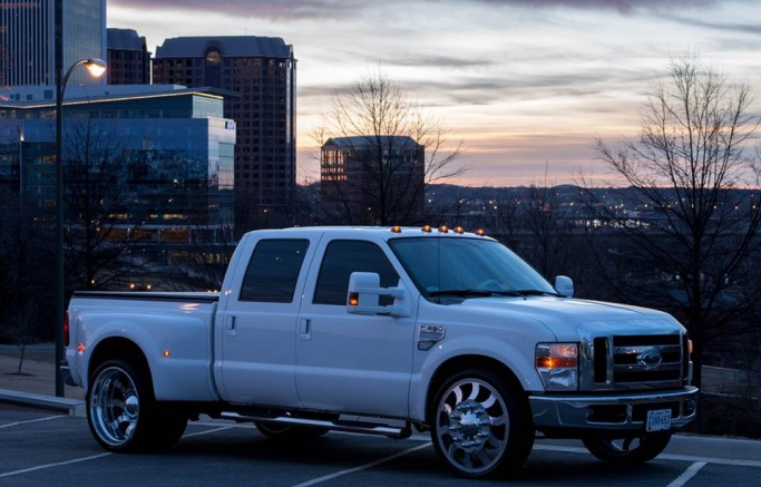 2014 Ford F150 For Sale >> 2008 ford f-350 short bed dually with 26inch rims
