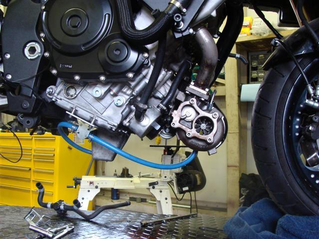 Suzuki Gsxr 600 >> 06/07 GSXR600 Turbo kit