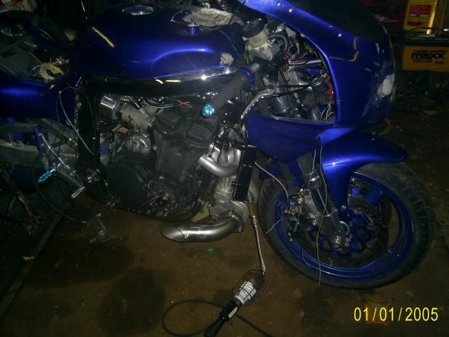 turbo w/c 1100 build