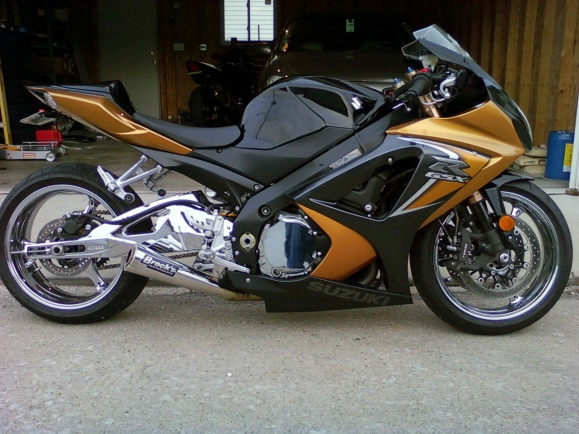 2009 Suzuki GSX-R600 Modifed Comparison Photos - Motorcycle USA