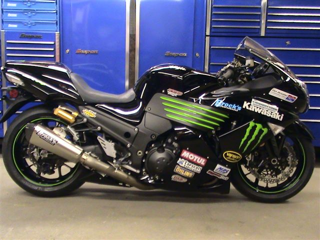Super Sport Kawasaki Zx14 For