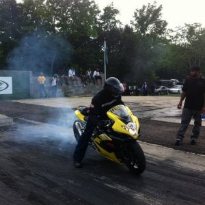 polo burnout  todd makein sure its hott